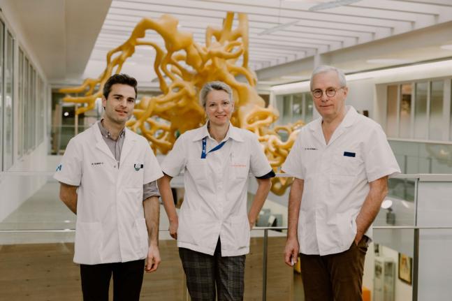 Dienst Urologie van het Sint Andries Ziekenhuis in Tielt